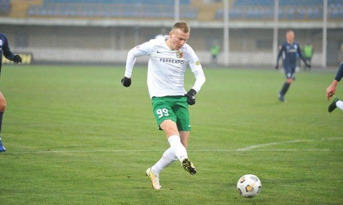 Полузащитник Дмитрий Щербак покинет Ворсклу