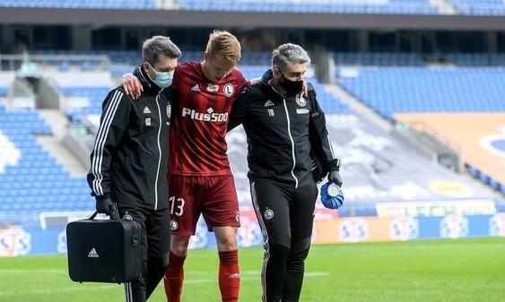 Шабанов травмировался в матче чемпионата Польши