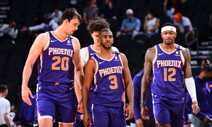 Power Ranking НБА: Финикс взобрался на вершину, Лейкерс замыкают топ-10