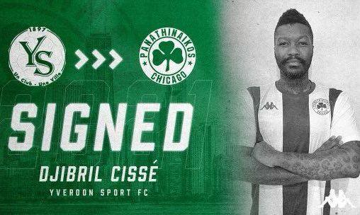 Джибріл Сіссе повертається у великий футбол – цього разу в США