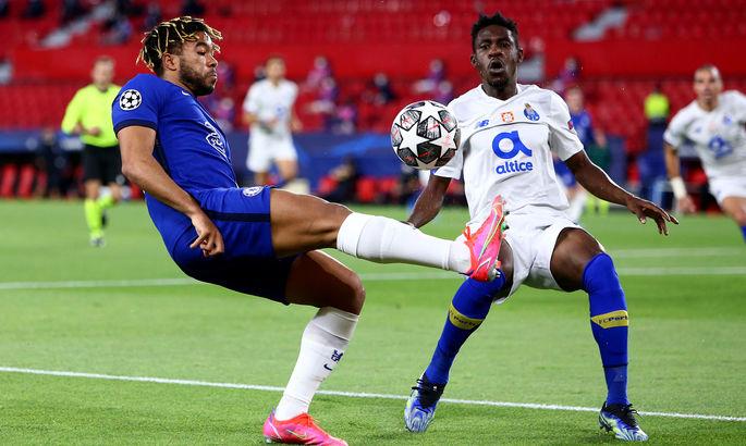 Челсі - Порту 0:1. Піррова перемога