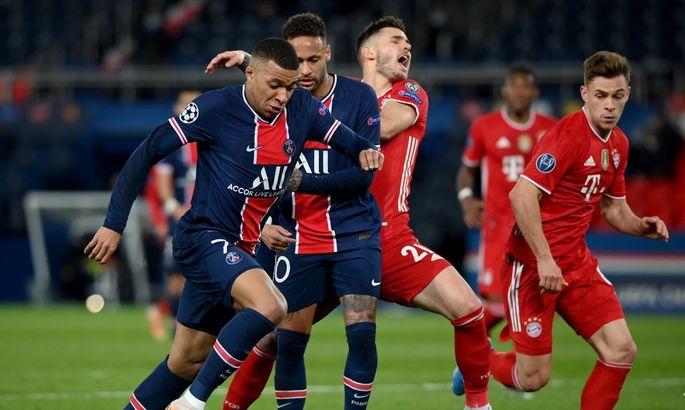 Лига Чемпионов. ПСЖ –Бавария 0:1. Париж заслуженно идёт дальше