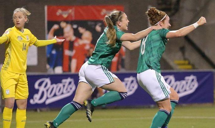 Украинки повторно проиграли Северной Ирландии и не смогли пробиться на Евро-2022