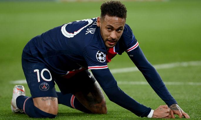 Неймар – лучший игрок матча ПСЖ – Бавария. После победы бразилец разоткровенничался о новом контракте