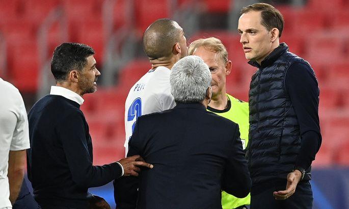 Консейсау заявил, что Тухель оскорбил его после финального свистка матча Челси – Порту