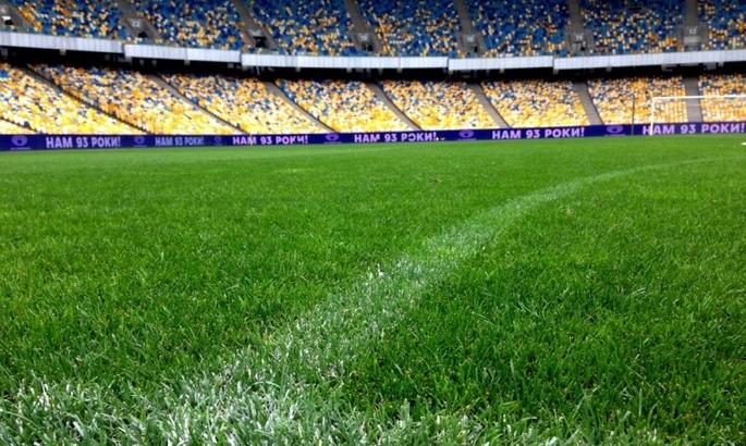 Руководство НСК Олимпийский отреагировало на информацию касательно смены газона