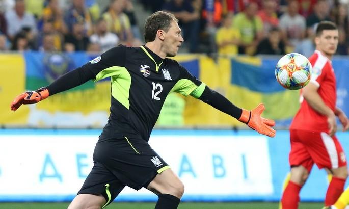 Назовите всех вратарей сборной Украины - КВИЗ