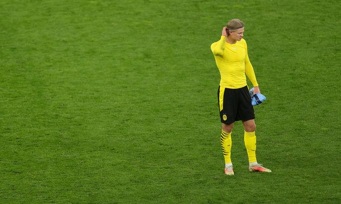 Джерси украинца для Эрлинга: Зинченко обменялся футболками с Холандом после матча ЛЧ