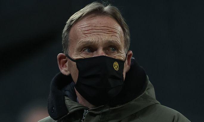Генеральный директор Боруссии Д: Манчестер Сити потратил на игроков миллиард евро за 5 лет