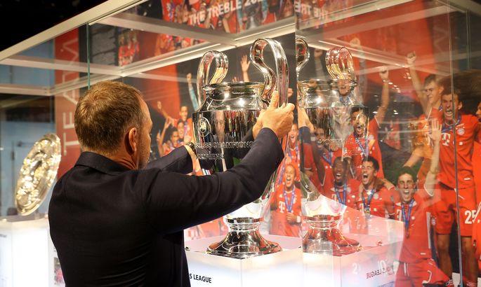 Стали известны даты проведения матчей 1/2 финала Лиги чемпионов