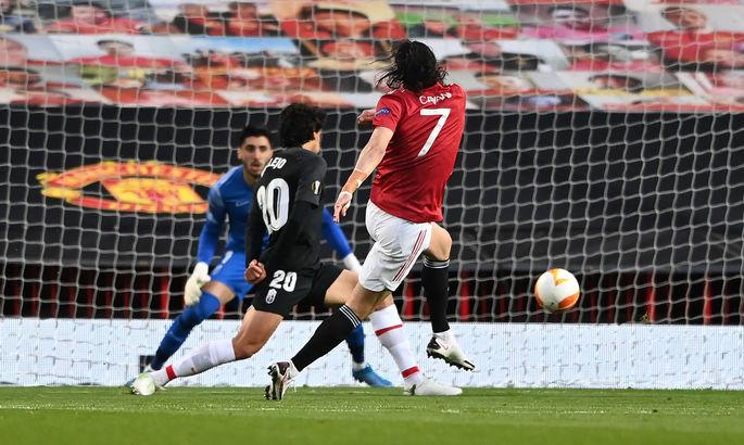 Манчестер Юнайтед - Гранада 2:0. Видео голов и обзор матча