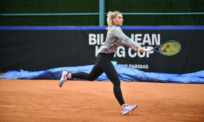 Как Костюк била россиянку на старте турнира в Стамбуле. ВИДЕО