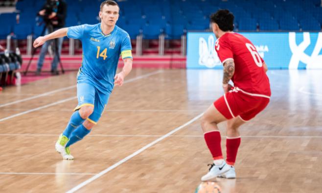 Сборной Украины присуждена техническая победа за игру против Албании
