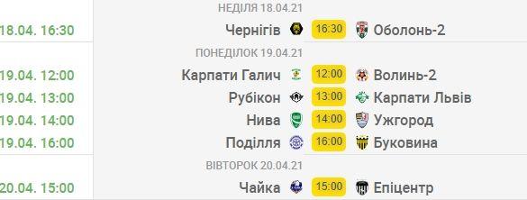 Двовладдя на заході і момент істини для Кривбасу - анонс 18-го туру Другої ліги - изображение 1