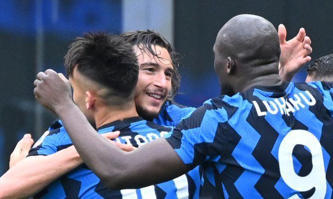 Наполи - Интер. Анонс и прогноз матча Серии А на 18.04.2021