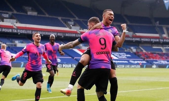 Лига 1. ПСЖ – Сент-Этьен 3:2. Икарди вырвал победу для Парижа в сумасшедшем матче