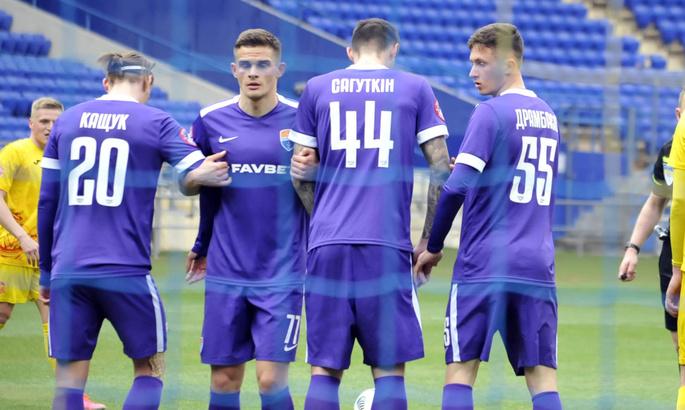 ФК Мариуполь - Олимпик 1:1. Обзор матча и видео голов