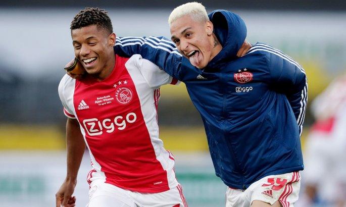 Аякс в концовке вырвал у Витесса победу в финале Кубка Нидерландов