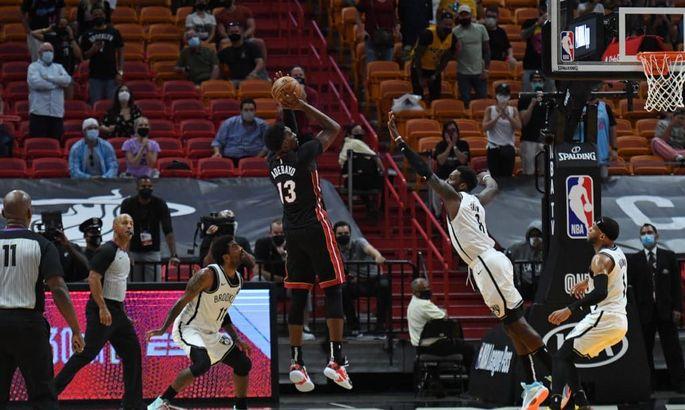 Победный бросок Адебайо в матче с Бруклином – момент дня в НБА. ВИДЕО
