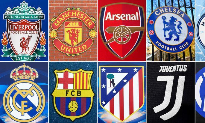 Член исполкома УЕФА требует отлучения от всех соревнований 12 учредителей Суперлиги
