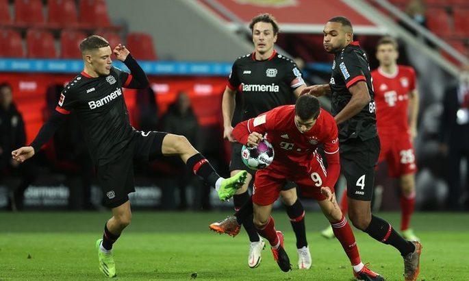 Баварія –Байєр. Прогноз на матч Бундесліги на 20.04.21