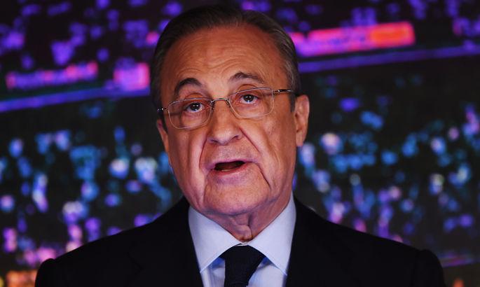 Президент Суперлиги и Реала призвал подумать над теми, чтобы сделать футбольные матчи более короткими