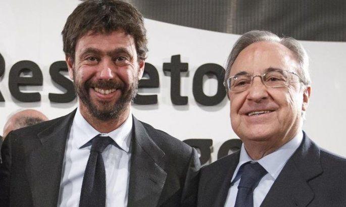 Тиск на босів Реалу і Ювентуса: щодо обох з'явилися чутки про відставку