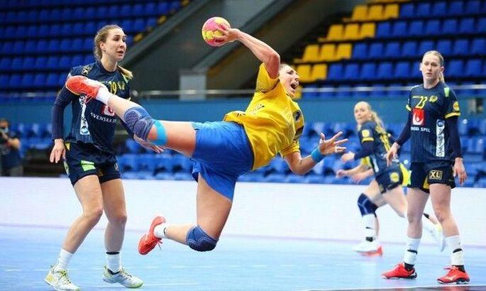 Гандбол. Швеція набрала новий склад перед матчем з Україною після спалаху COVID-19