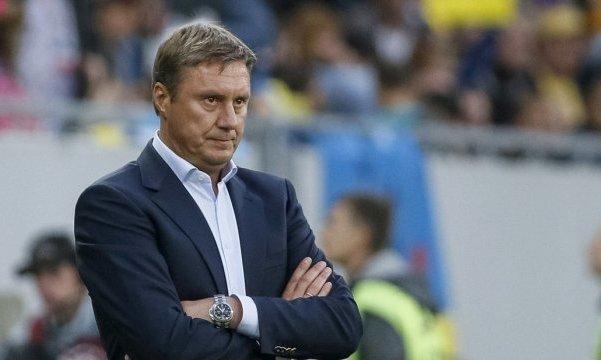 Хацкевич: Фундамент в Динамо все закладывали. Просто Луческу пришел уже в готовую команду