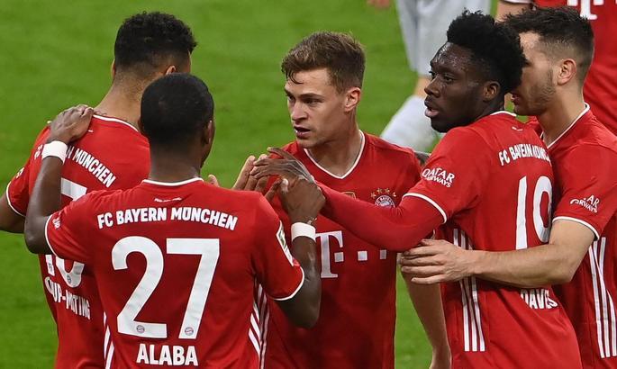 Передостанній крок до титулу. Баварія - Байєр 2:0. Огляд матчу