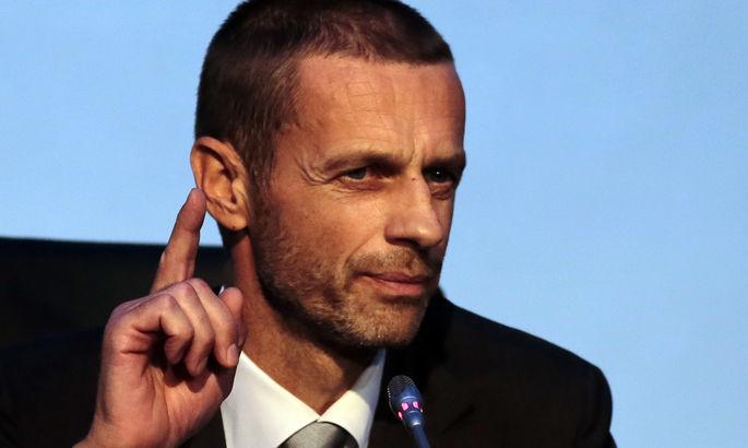 Президент УЕФА: С Барселоной, Реалом и Ювентусом будет отдельный разговор