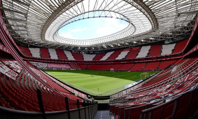Marca: в УЕФА решили отобрать у испанского стадиона право на проведение поединков ЕВРО