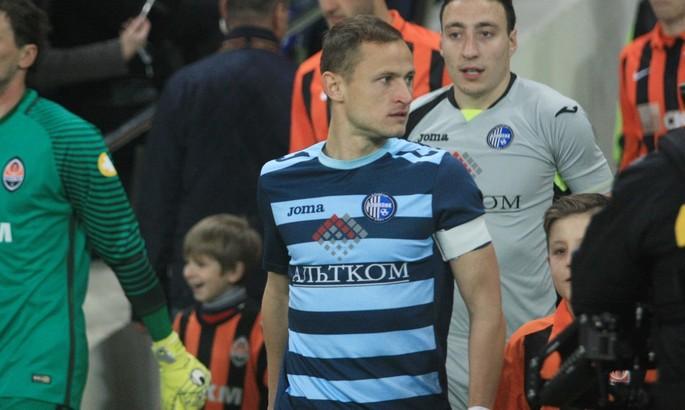 Дмитрий Гришко: Черноморец в 2006-м был классной командой. Это самый сладкий период в карьере