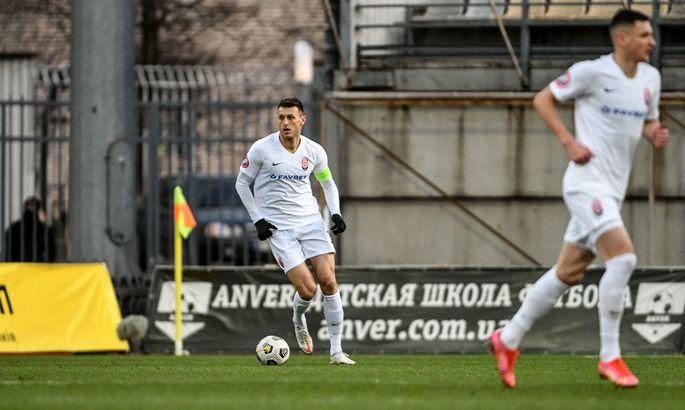 Герой футбольного дня. Виталий Вернидуб