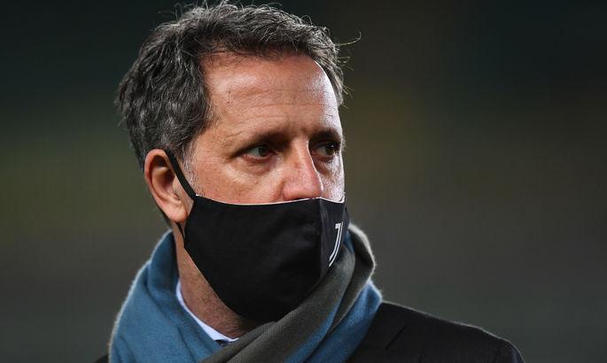 Спортивний директор Ювентуса: Ми все ще переконані у перевагах проекту Суперліги