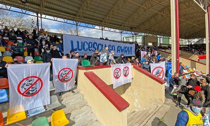 """Ультрас: Даже если Динамо выиграет Лигу Чемпионов, с трибун будет звучать """"Lucescu, Go Away!"""""""