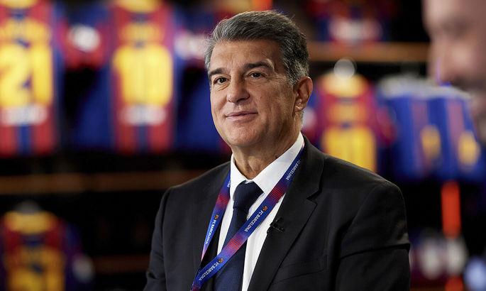 Барселона требует уважения от УЕФА и считает ее заявления неприемлемыми