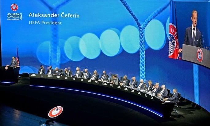 Президент Російського футбольного союзу обраний до виконкому УЄФА
