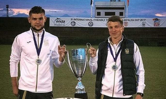 Голкипер Александрии: У Ротаня большое будущее в роли главного тренера