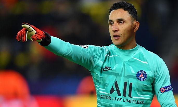 Голкипер Пари Сен-Жермен – лучший игрок Лиги 1 в марте