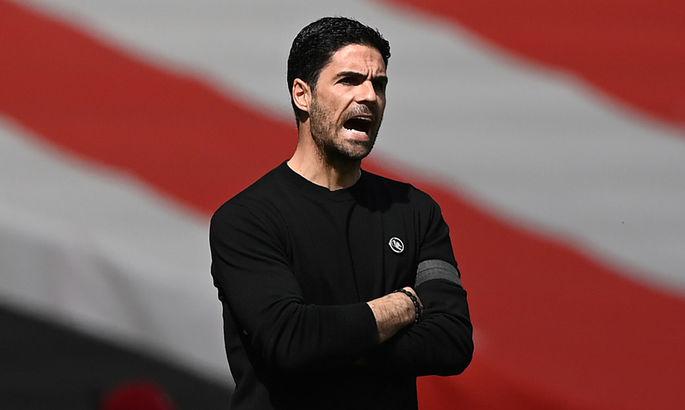 """""""Один із найкращих клубів світу"""". Артета відповів тим, хто вважає, що Арсенал не повинні були кликати до Суперліги"""