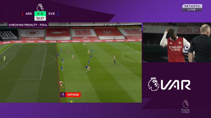 АПЛ. Арсенал - Эвертон 0:1. Анчелотти возвращается в борьбу за ЛЧ благодаря автоголу - изображение 1