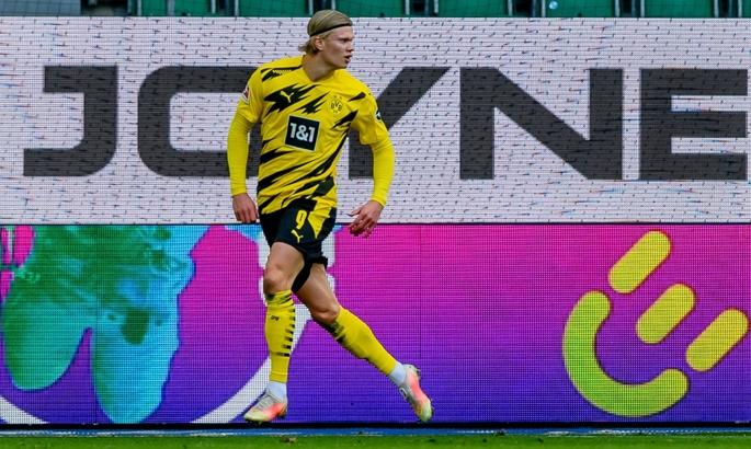 Холанд установил рекорд Бундеслиги, забив больше всех до 21-летия
