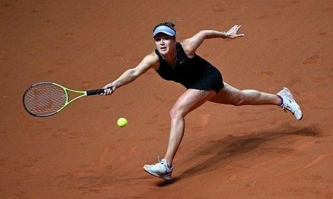 Свитолина обыграла Мугурусу и вышла в четвертьфинал турнира в Риме. Как это было