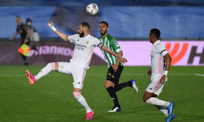 Примера. Реал Мадрид - Бетис 0:0. Второй провал чемпиона за неделю