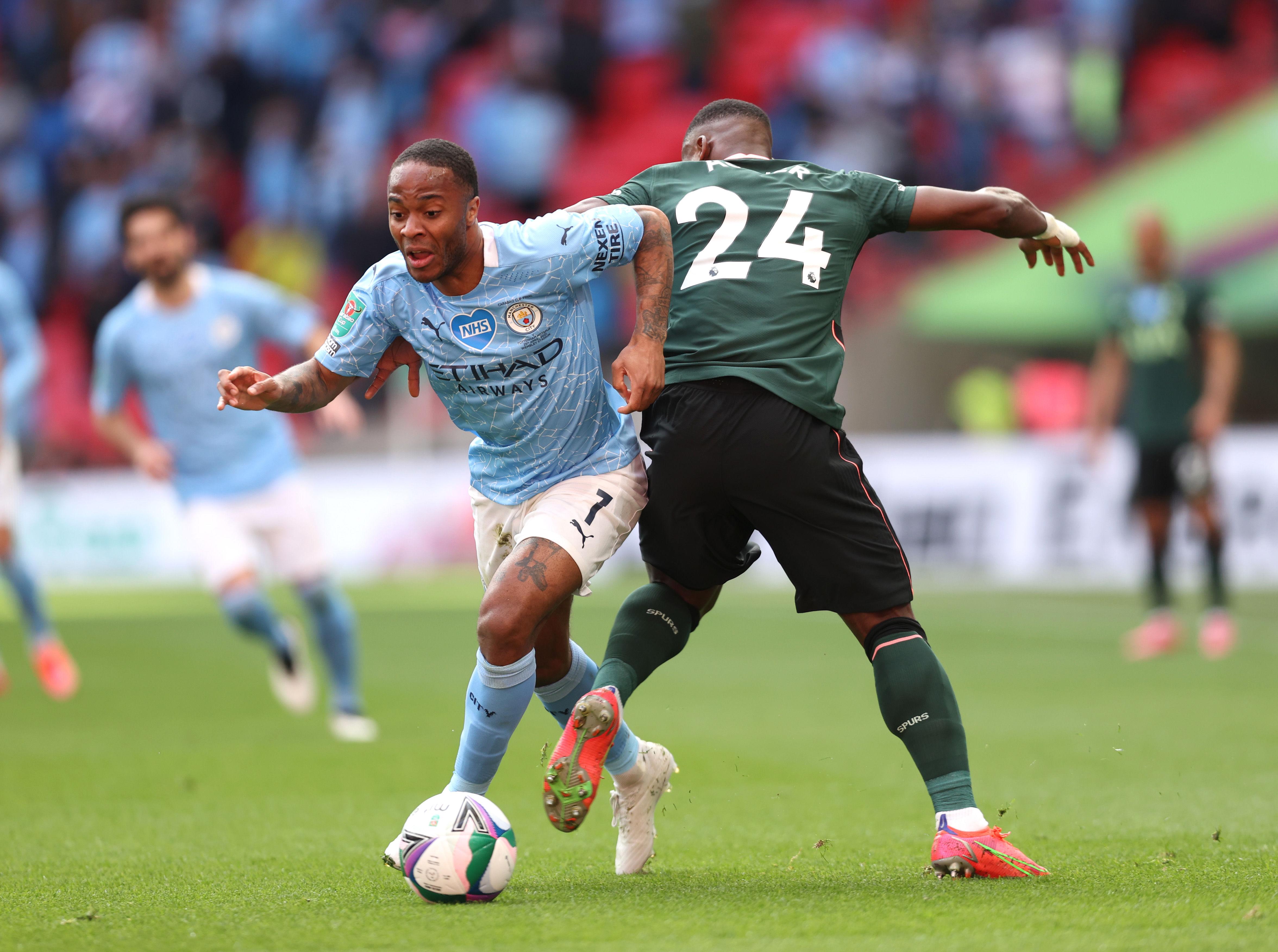 Манчестер Сити - Тоттенхэм 1:0. Четвертая подряд победа в Кубке лиги - изображение 1