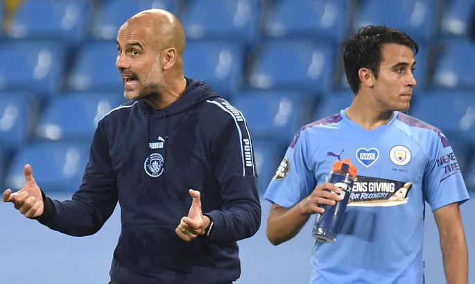 """""""Я хотів би мати 15 таких Еріків Гарсій"""". Гвардіола – про трансфер захисника до Барселони"""