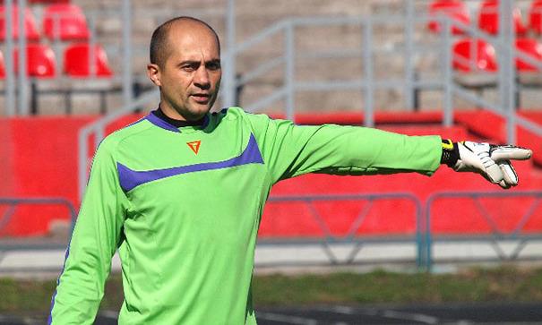 До конца сезона руководить Таврией будет тренер вратарей