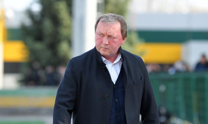 Владимир Шаран отреагировал на слухи об интересе Львова