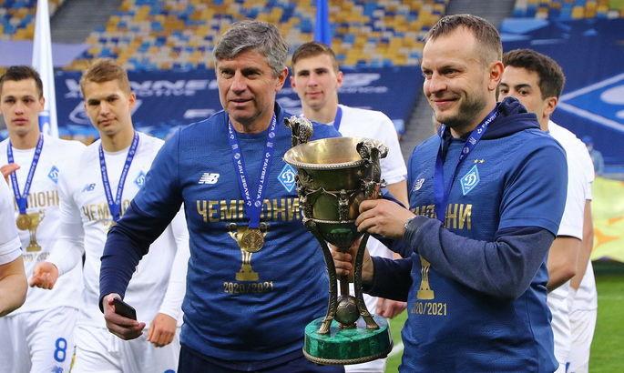 Гусев: Приятно, что чемпионство Динамо пришлось на мой День рождения